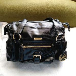 Michael Kors Austin Black Handbag